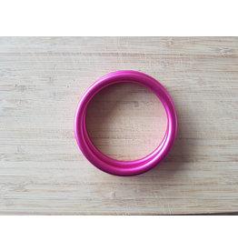 Slingringen M roze