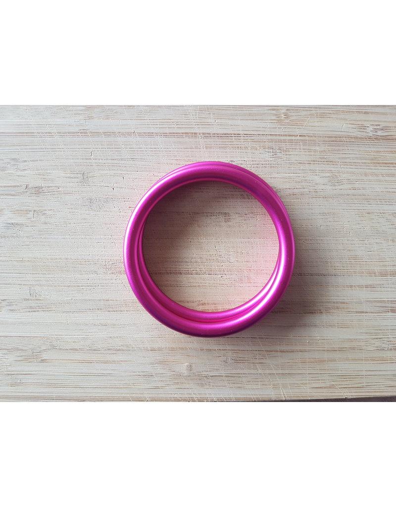 Slingringen maat M roze