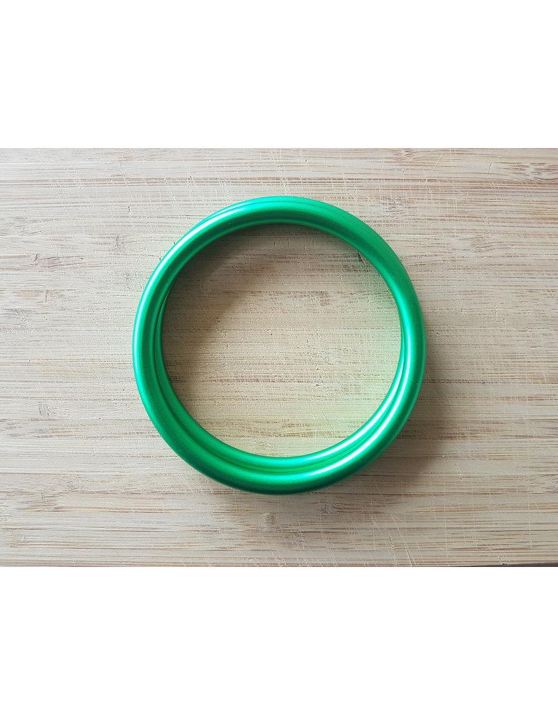 Slingringen maat L groen