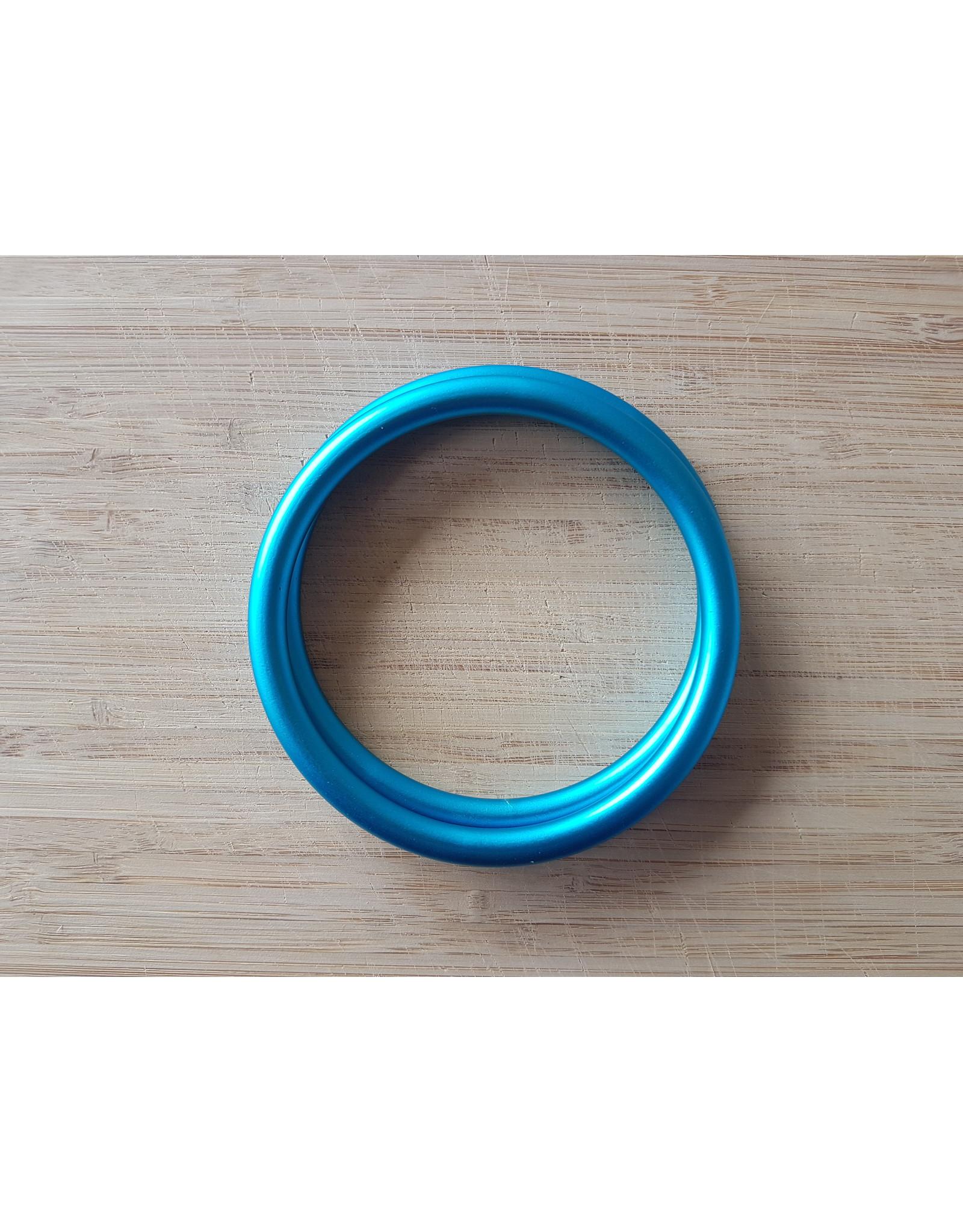 Slingringen maat L blauw