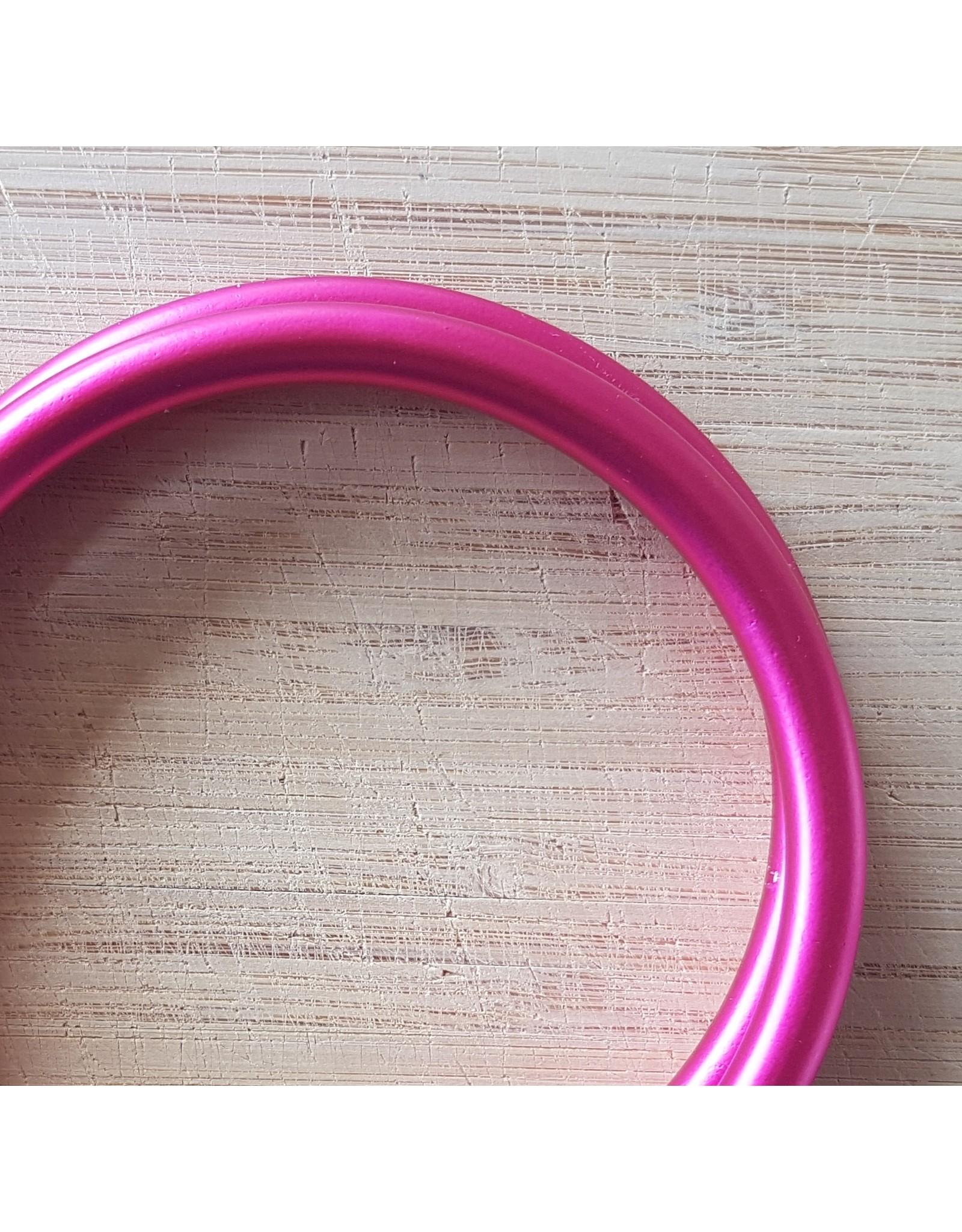 Slingringen maat XL roze