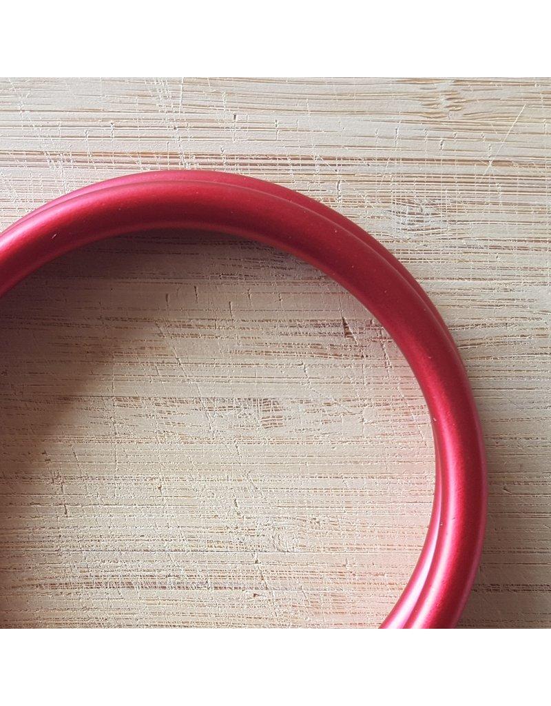 Slingringen maat XL rood