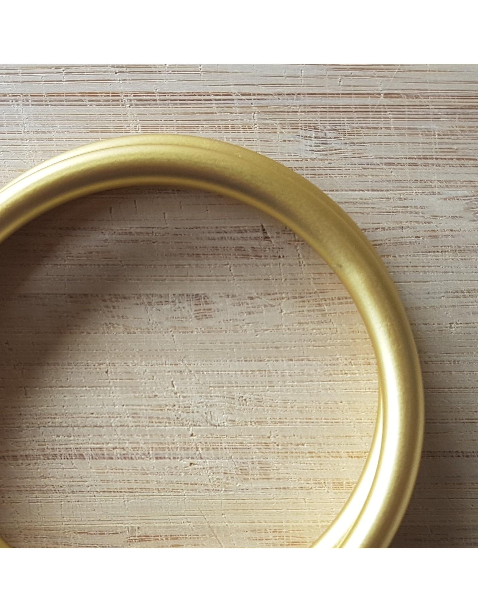 Slingringen maat XL goud