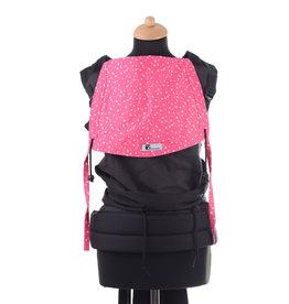 Baby-Roo - Huckepack Huckepack Medium draagzak antraciet roze