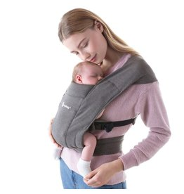 Ergobaby Ergobaby Embrace draagzak Heather Grey