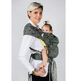 Neko Neko Tai Baby draagzak Efes Paisley Hazel Dark
