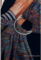 LennyLamb Gathered ringsling LennyLamb Colorful Wind