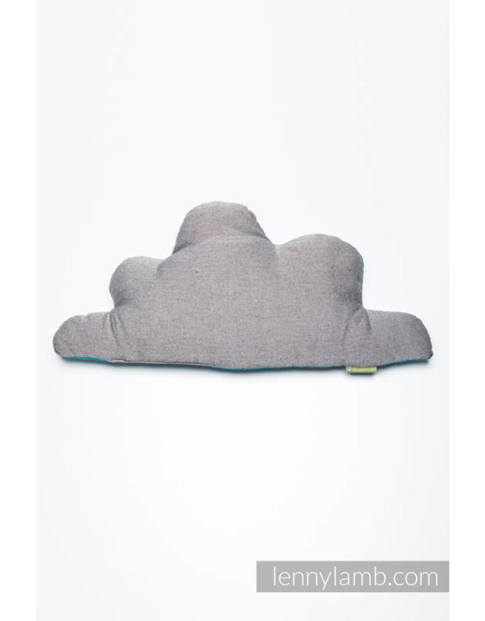 LennyLamb Wolkenkussen van LennyLamb in het blauw-grijs