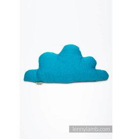 LennyLamb LennyLullaby wolkenkussen blauw-grijs