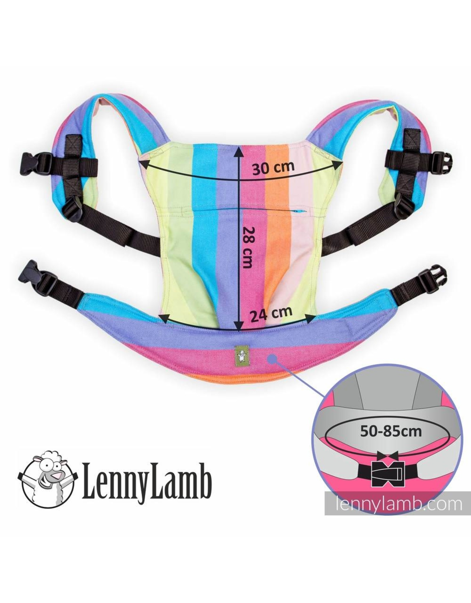LennyLamb LennyLamb Poppendrager Swallows Rainbow Dark