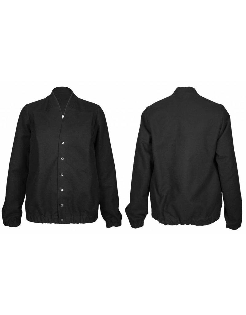 format BEAM jacket, moleskin