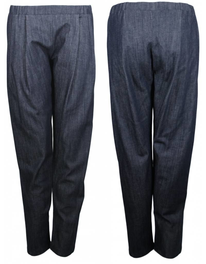 format COSY II pants, denim