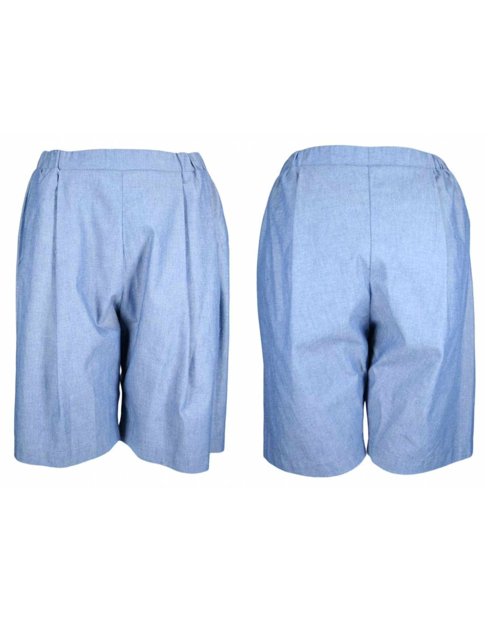 format COSY II shorts, light denim