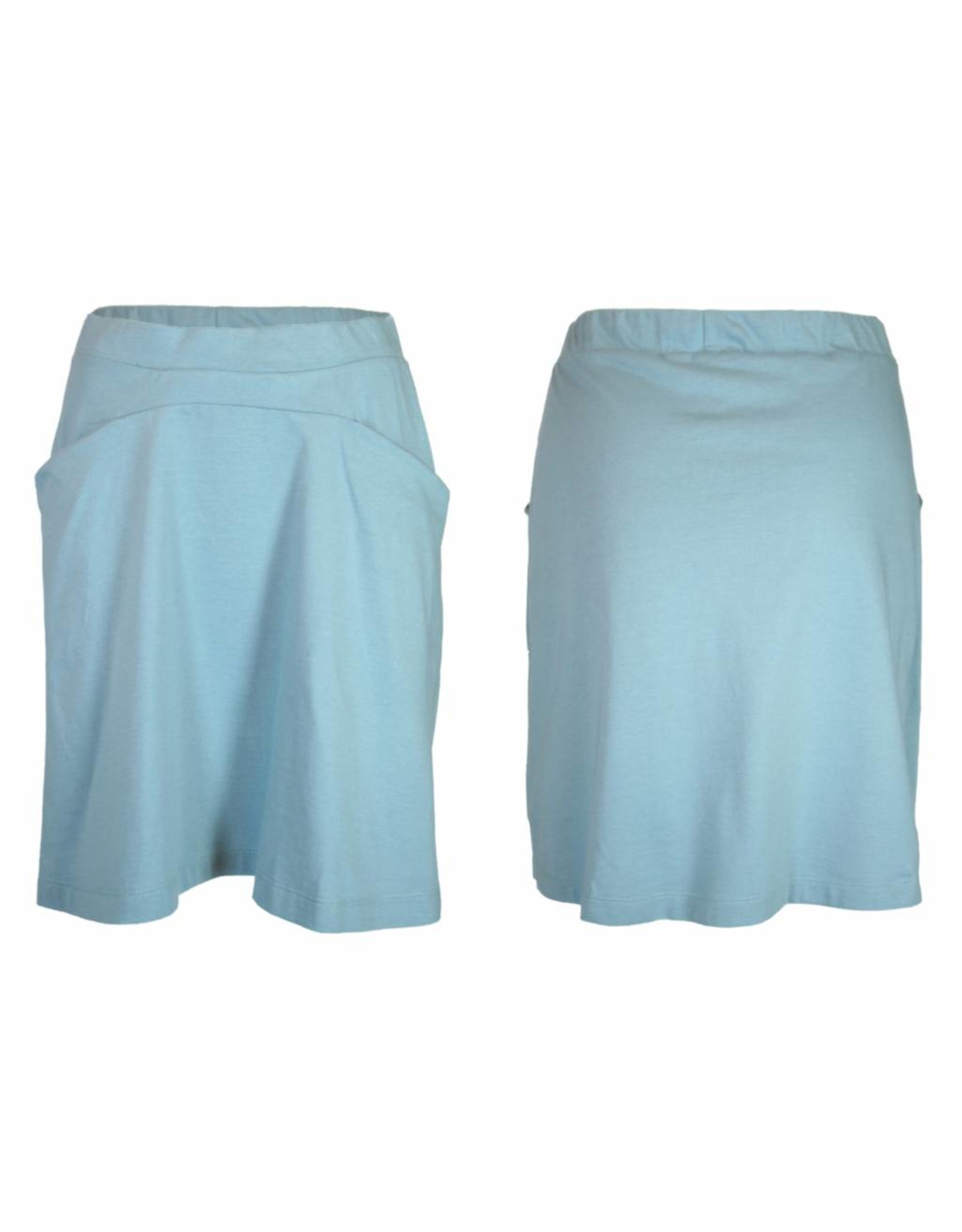 format JADE short skirt, single jersey