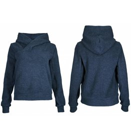 format BALU hoodie, wool
