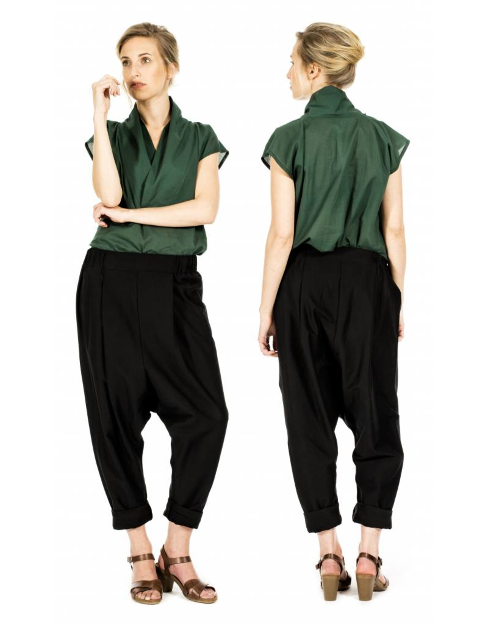 format COSY pants, canvas