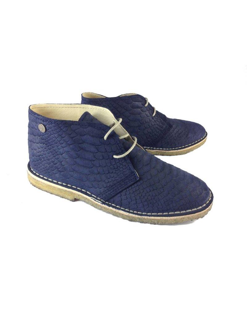 Jonny's Desert Boots, darkblue