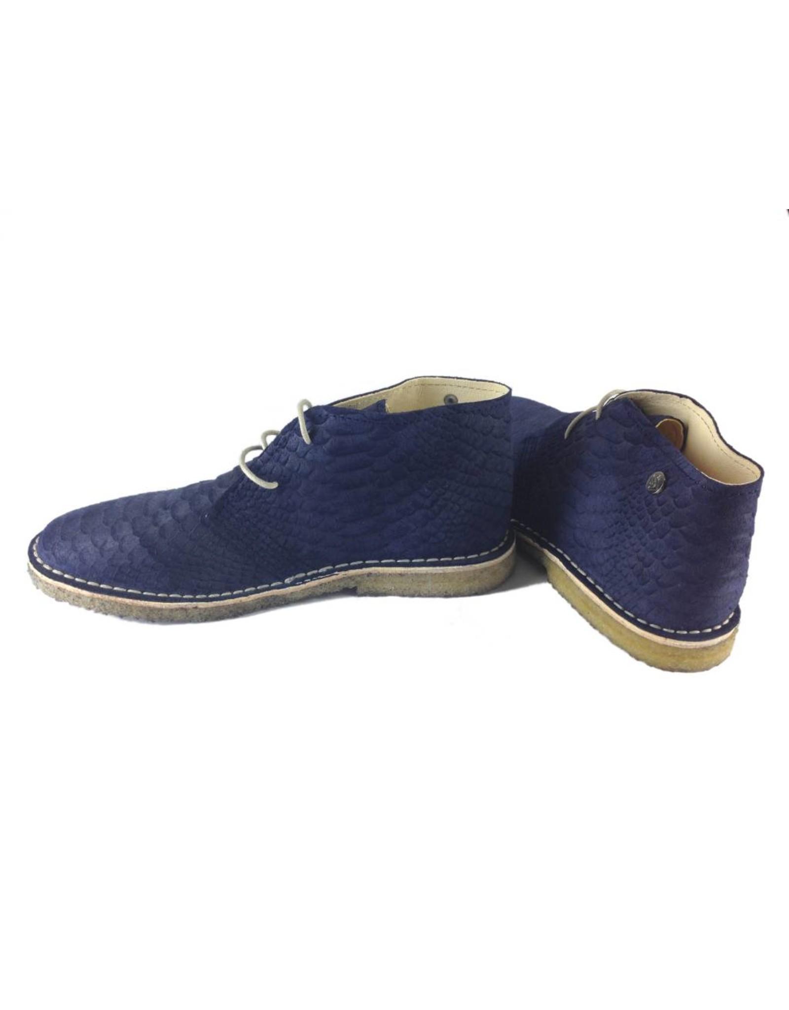 Jonny's Desert Boots, dunkelblau