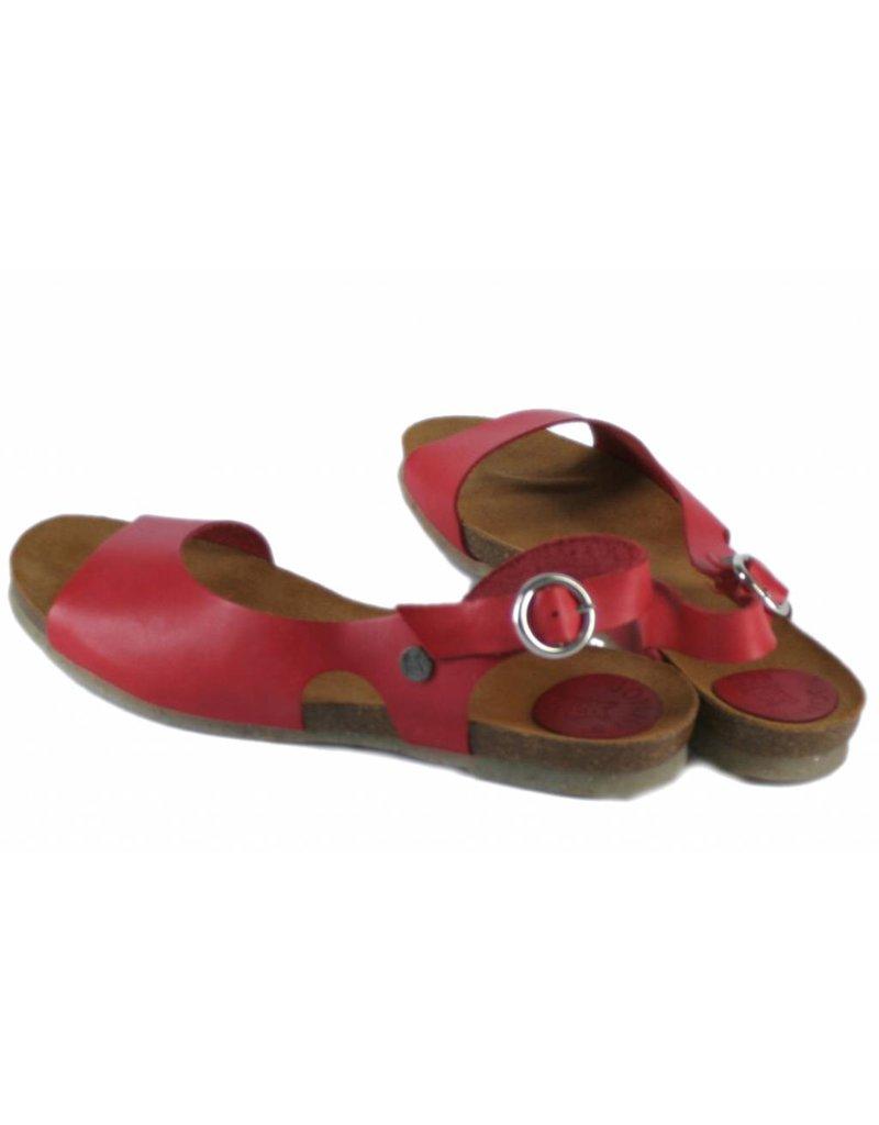 Jonny's Sandalen, geschwungen