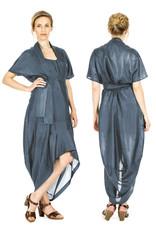 format SAGE dress, reine Seide