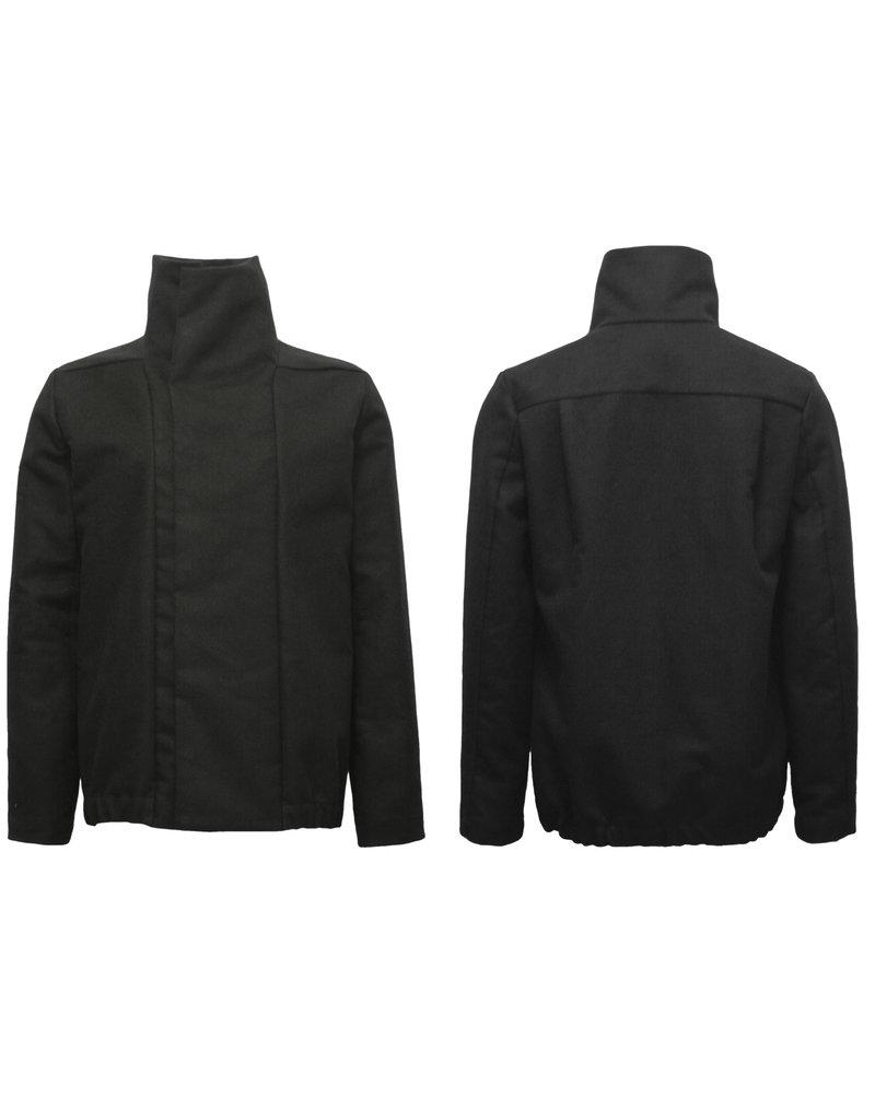 format WIND jacket, moleskin