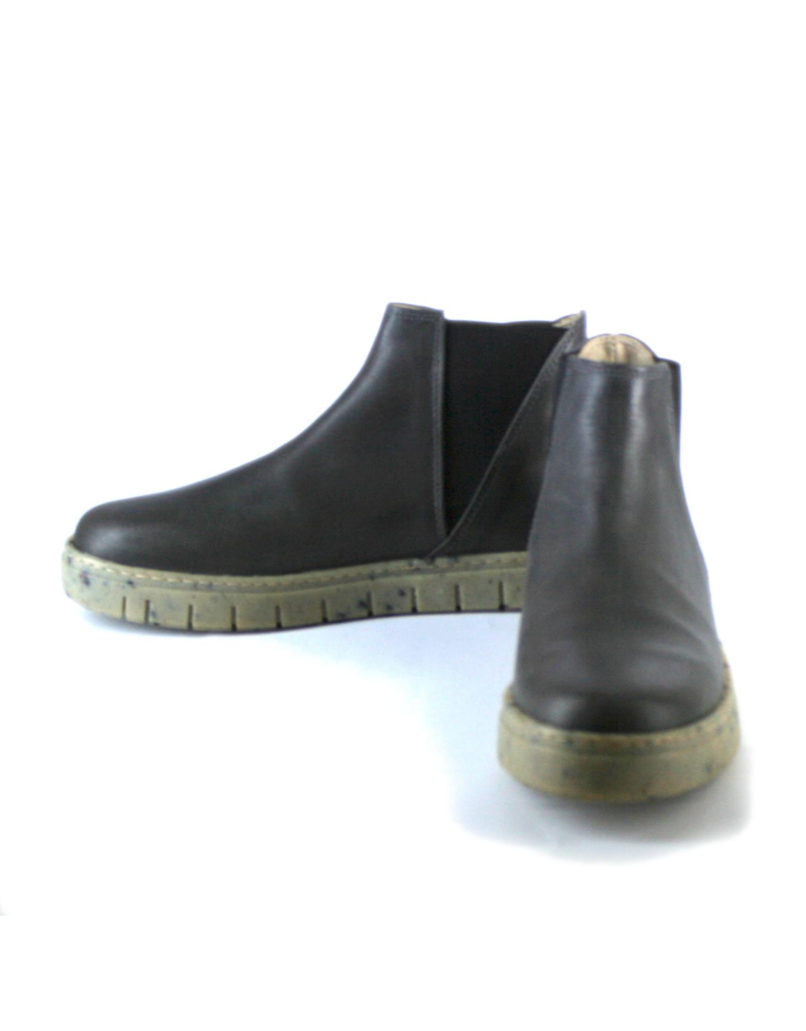 Jonny's  Chelsea Boots, grau