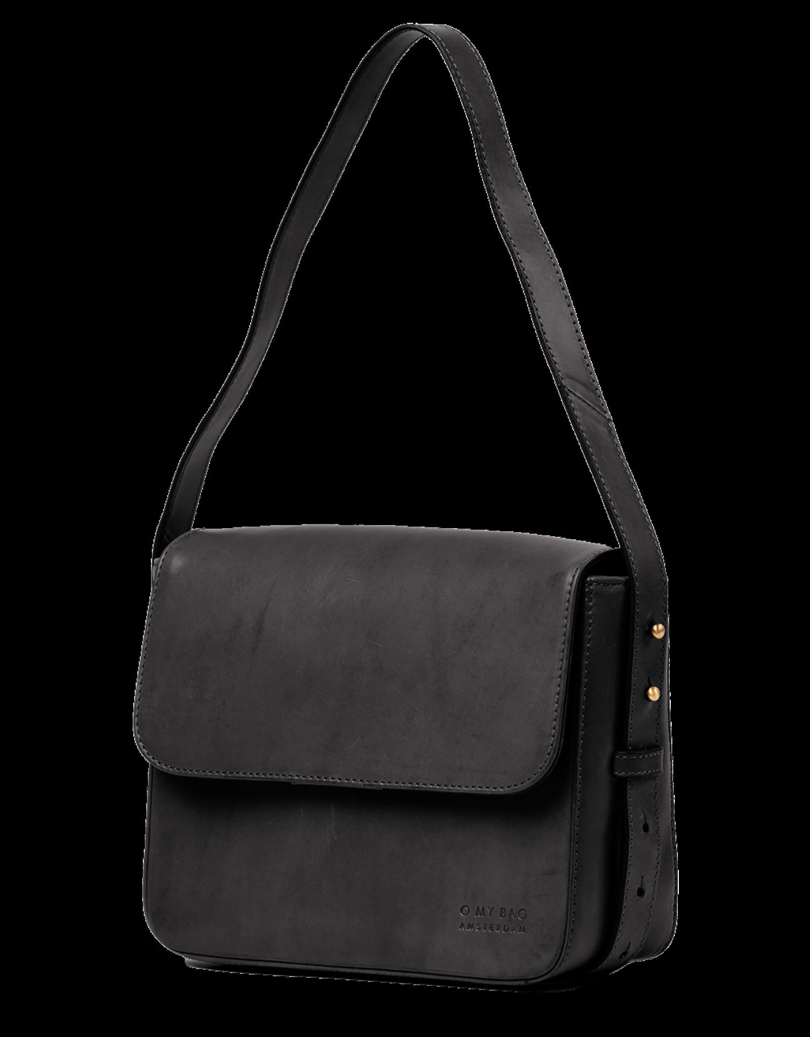 O MY BAG Gina, bag with hidden adjustable shoulder strap