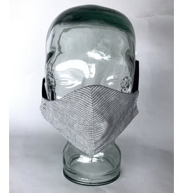 format face mask, mouth-nose-mask made of fabric
