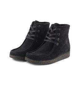 Nature footwear Asta Wildleder mit Wollfutter