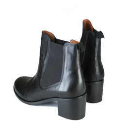 Ten Points Josette Boots, vegetabil gegerbtes Leder