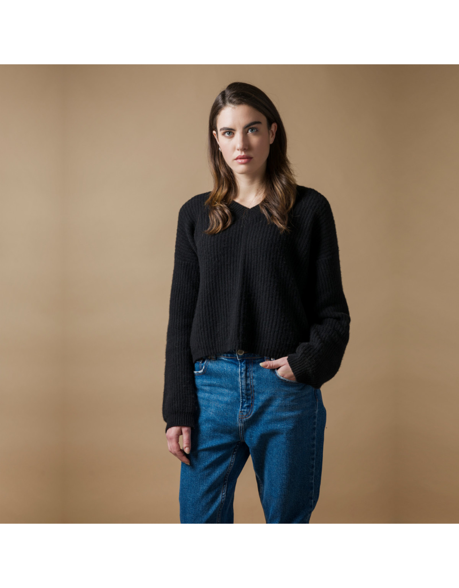 Rifò Recycled Cashmere Wool Sweater - Luisa