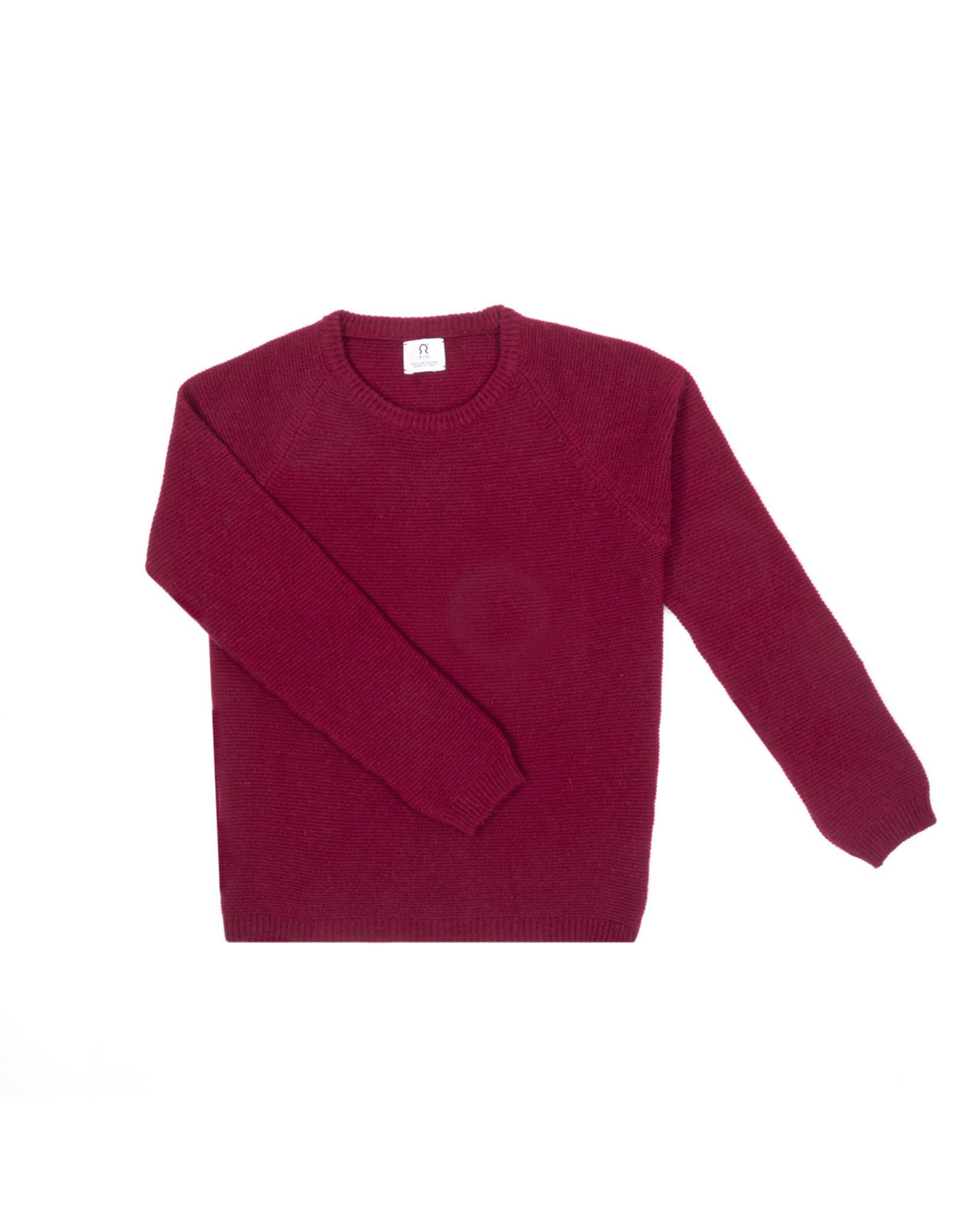 Rifò Recycled Cashmere Wool Sweater - Giulietta