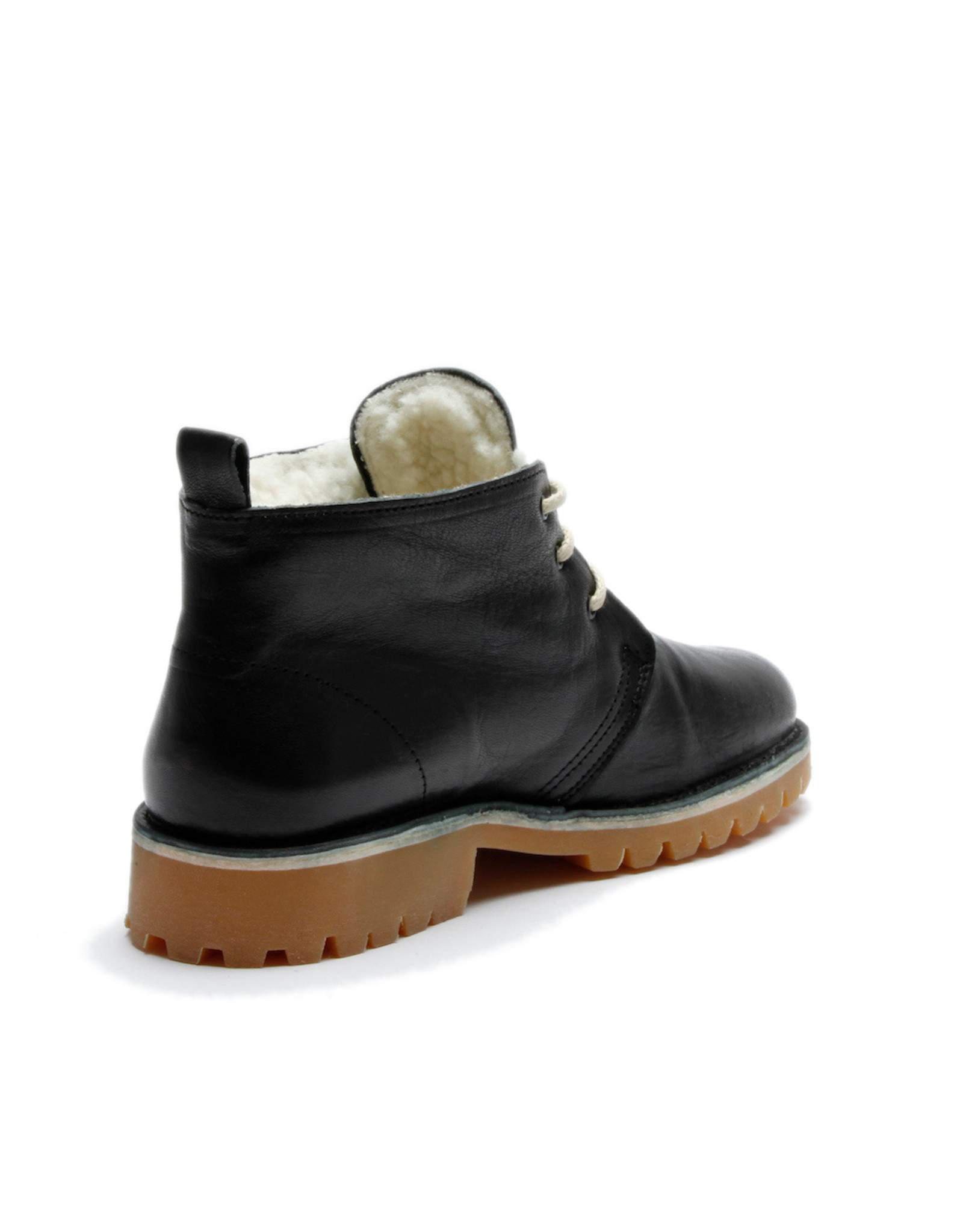 Grand Step Shoes Dari, lace-up shoes with wool lining