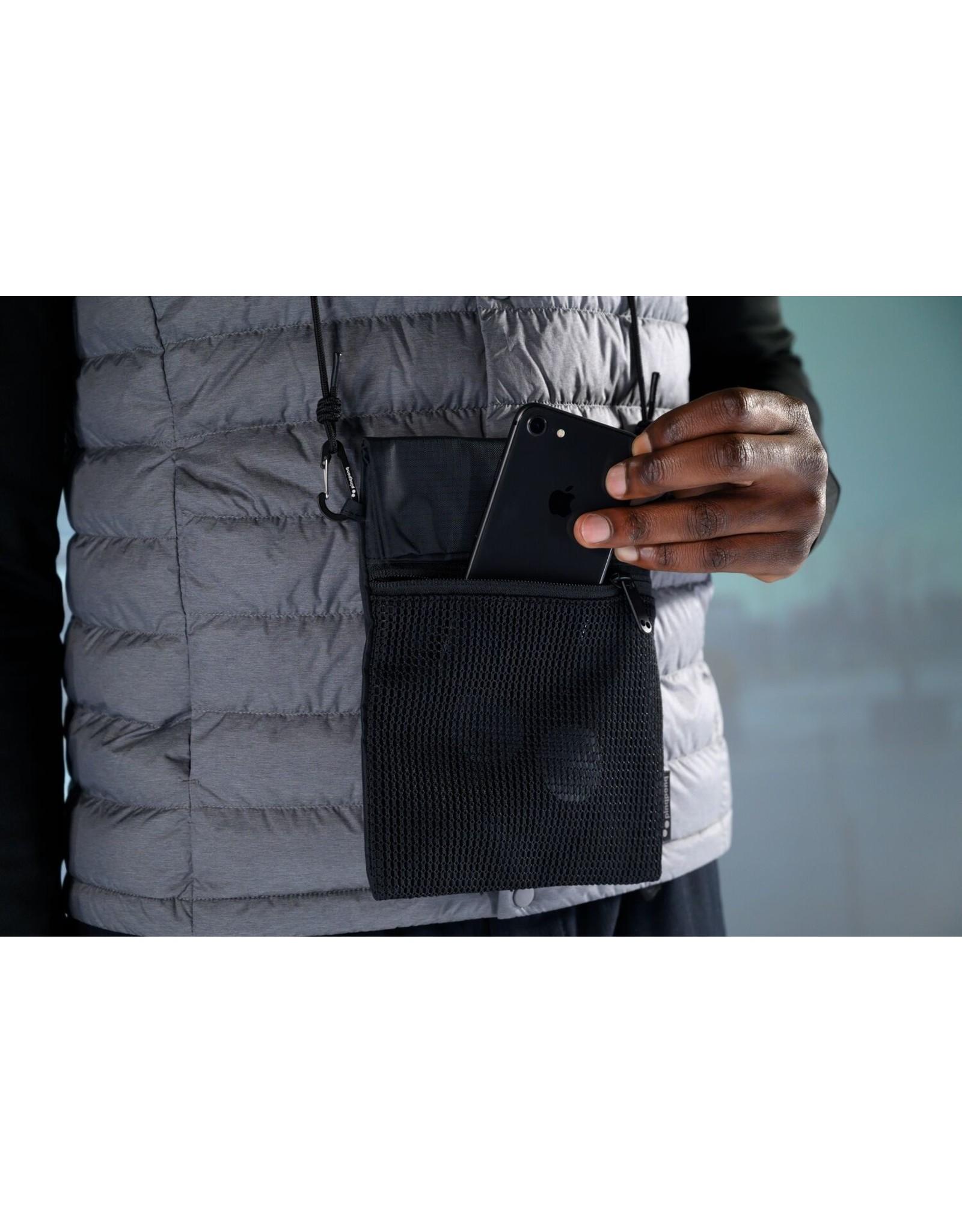 pinqponq FLAK medium neck pouch