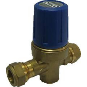 Pentec pressure reducing valve