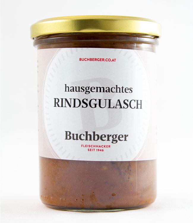 Buchberger Hausgemachtes Rindsgulasch im Glas
