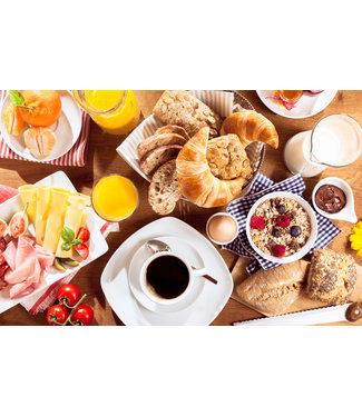 Familien Frühstück