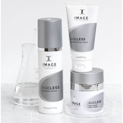 "IMAGE Skincare Ageless ""age later"""