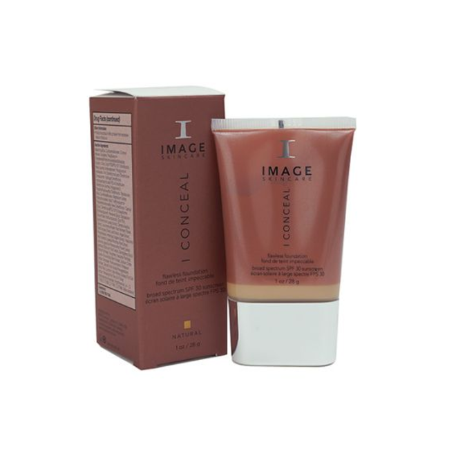 Image Skincare I Conceal Flawless Foundation - Natural 02