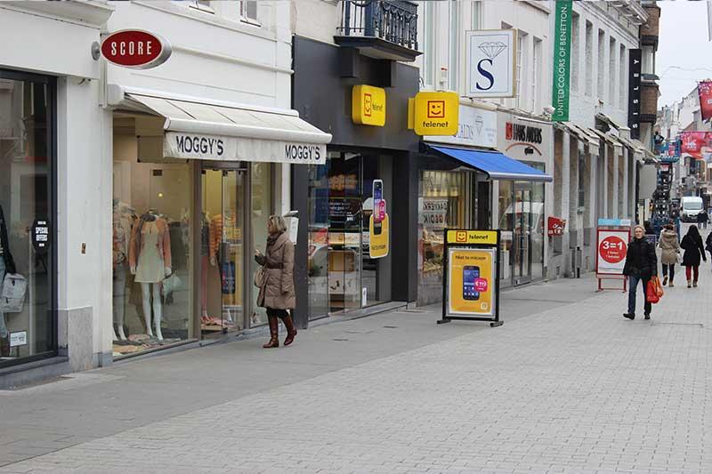 Moggy's winkel Kortrijk