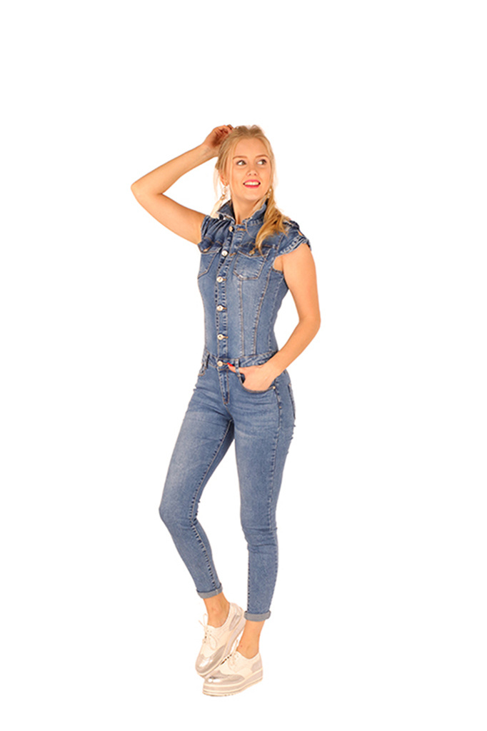 200SAL0000  Combi in jeans