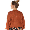 """300PUL0000  Pullover cropped ajour Toffee TU  """"NEW IN"""""""