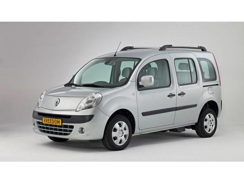 Renault Kangoo - Rolstoelauto