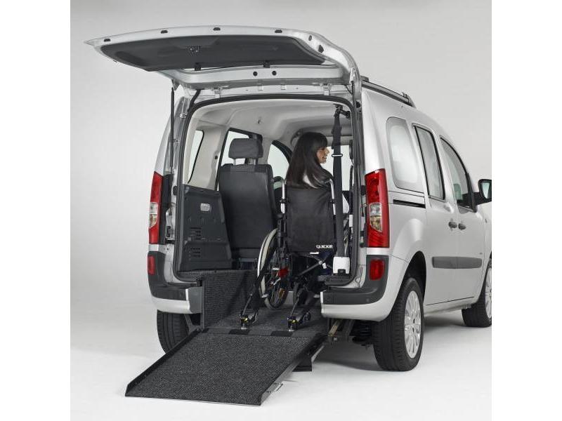 Mercedez-Benz Citan - Rolstoelauto