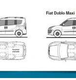 Fiat Doblo - Rolstoelauto