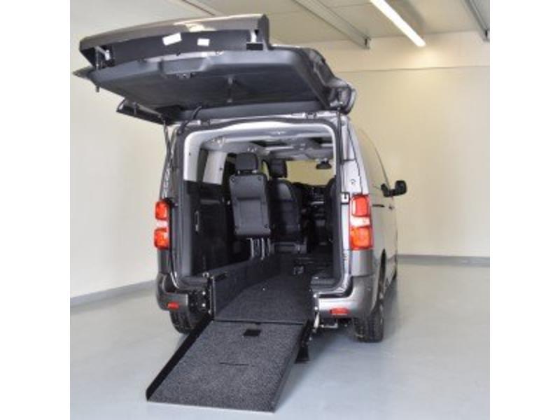 Citroën Jumpy SpaceTourer - Rolstoelbus