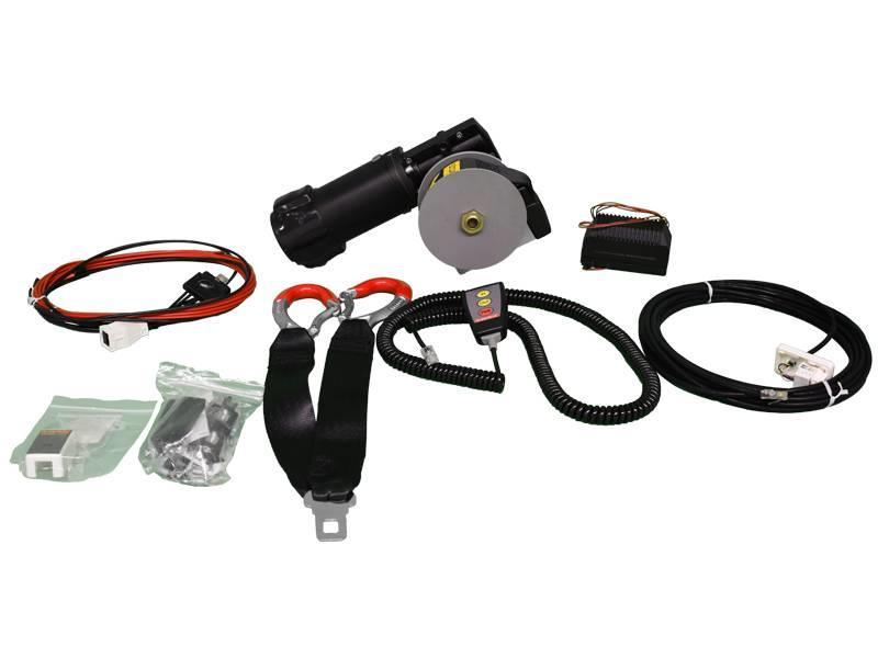 Elektrische lier tbv Renault Kangoo/Mercedes-Benz Citan in middenconsole O-90042306