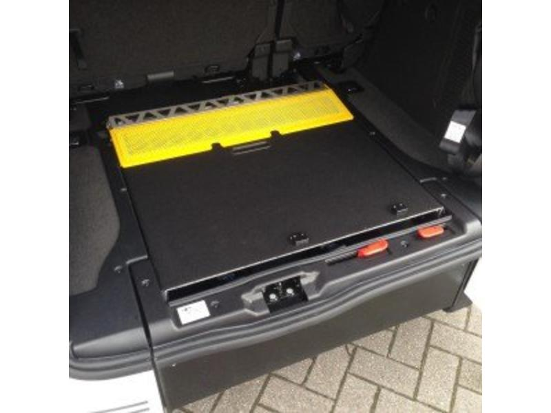 Ford Tourneo Connect - Rolstoelauto