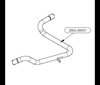API Uitlaatpijp Peugeot Partner - Citroen Berlingo 2008-2018
