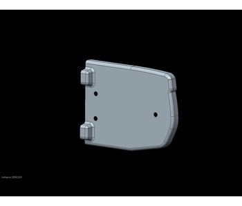 Freedom Bumperkap L3 buitenzijde rechts (149mm)